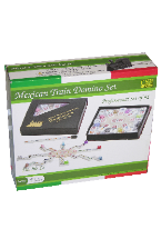 MEXICAN TRAIN DOMINOE SET