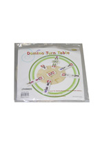 DOMINO TRAIN HUB -TURN TABLE