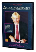 ACKERMAN ON UTILITY MOVES: VOL 8-DVD