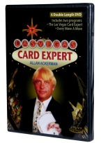 LAS VEGAS CARD EXPERT ALLAN ACKERMAN