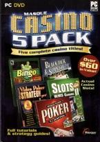 CASINO 5 PACK