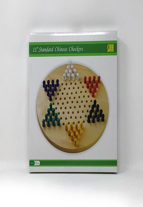 "11"" Chinese Checkers"