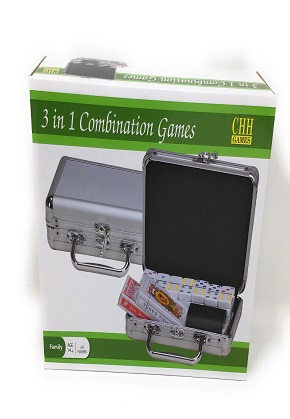 3 in 1 Combination Game  - 704551412113