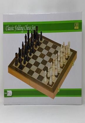 Classic folding chess set