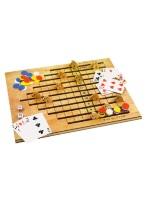 RACING HORSE GAME family games, non-casino games, dice games, card games, fun games