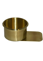 BRASS Reg Slide DRINK HOLDER
