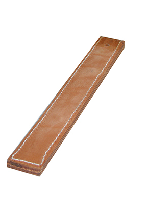 CLAPPER, LEATHER
