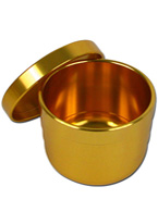 PAI GOW CUP, GOLD ANODIZE