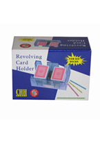 REVOLVING CARD TRAY 6 DEC