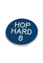 1.25 INCH BLUE/RED HOP HARD 6-8