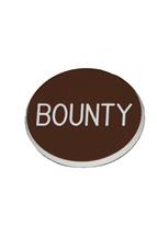 1.25 INCH BROWN BOUNTY