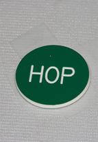 1.25 INCH GREEN HOP