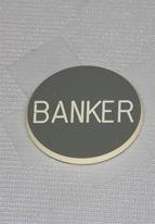1.25 INCH GREY BANKER