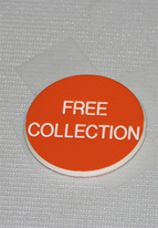 1.25 INCH ORANGE FREE COLLECTION