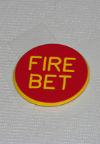 1.25 INCH RED FIRE BET