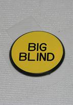 1.25 INCH YELLOW BIG BLIND