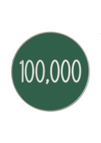 1.25 INCH 100,000 GREEN/WHITE