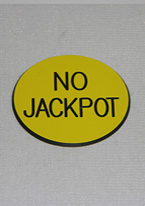 2 INCH YELLOW NO JACKPOT