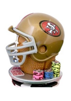 49ERS POKER CARD PROTECTOR