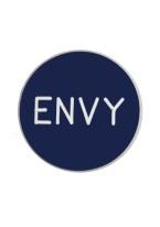 1.250 INCH ENVY PURPLE/WHITE