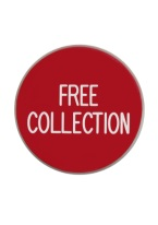 1.75 INCH FREE COLLECTION RED/WHITE