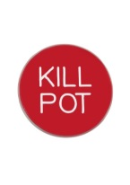 1.25 INCH KILL POT RED/WHITE