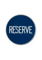 "1.25"" BLUE RESERVE"