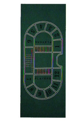 BACCARAT, MINI LAYOUT