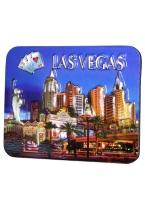 LV STRIP 3D NY HOTEL MAGNET magnet, las vegas, 3d,