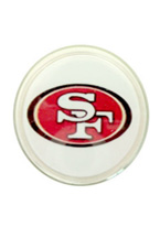 49ERS CARD MARKER