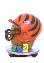 BENGALS POKER CARD PROTECTOR