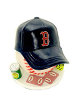 BOSTON RED SOX CARD PROTECTOR