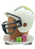 CHARGERS POKER CARD PROTECTOR