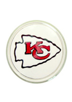 CHIEFS POKER CARD PROTECTOR