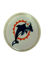 DOLPHINS CARD MARKER