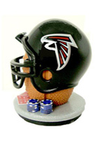 FALCONS POKER CARD PROTECTOR