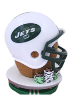 JETS POKER CARD PROTECTOR