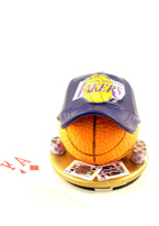 LAKERS POKER CARD PROTECTOR