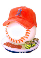 LOS ANGELES ANGELS OF ANAHEIM C