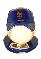NEW YORK METS CARD PROTECTOR