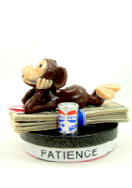 PATIENCE POKER CARD PROTECTOR
