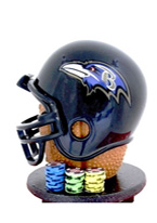 RAVENS POKER CARD PROTECTOR