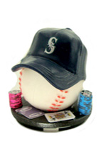 SEATTLE MARINERS CARD PROTECTOR
