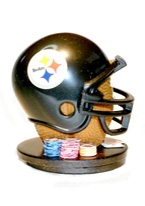 STEELERS POKER CARD PROTECTOR