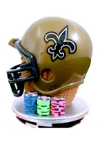 SAINTS POKER CARD PROTECTOR
