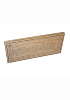 CRIBBAGE BOARD SMALL 29