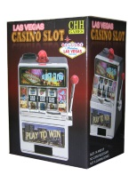 PLAY TO WIN SLOT BANK Las Vegas Ashtray??s, Las Vegas Cups, Las Vegas Souvenirs, Hand Held Games, Drinking Roulette, Drinking Chess, Slot Piggy Banks, Lighters, Zippo, High Heel paper weight