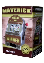 MAVERICK SLOT BANK slot bank, slot, maverick,