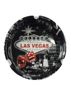 LAS VEGAS RETRO ASHTRAY