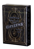 CITIZENS citizens, premium, playing cards